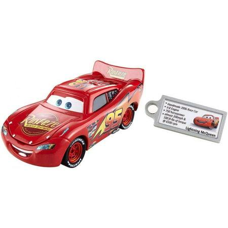 Disney Pixar Cars Precision Series Lightning Mcqueen Die Cast Vehicle