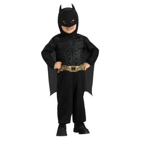 Batman The Dark Knight Rises Toddler Costume - Toddler (2-4) (Batman Costume 5t)