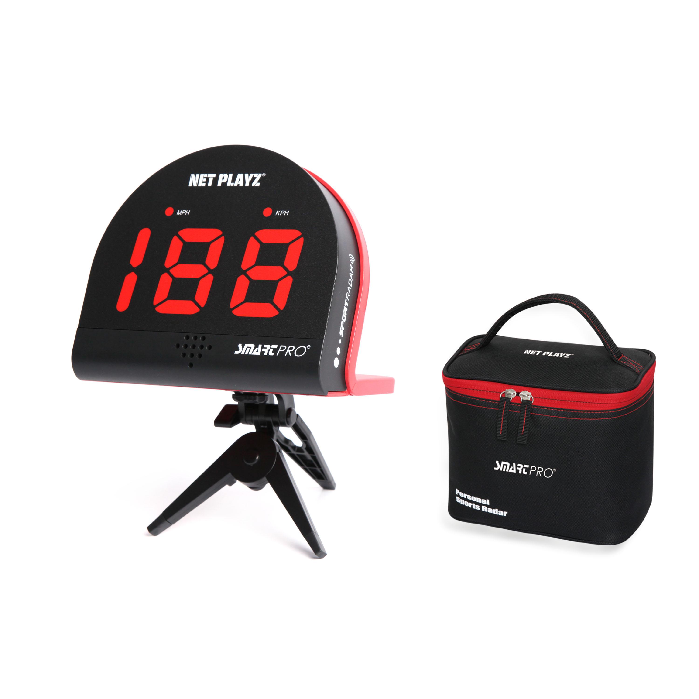 Net Playz Multi Sport Hands Free Speed Radar Gun Kit