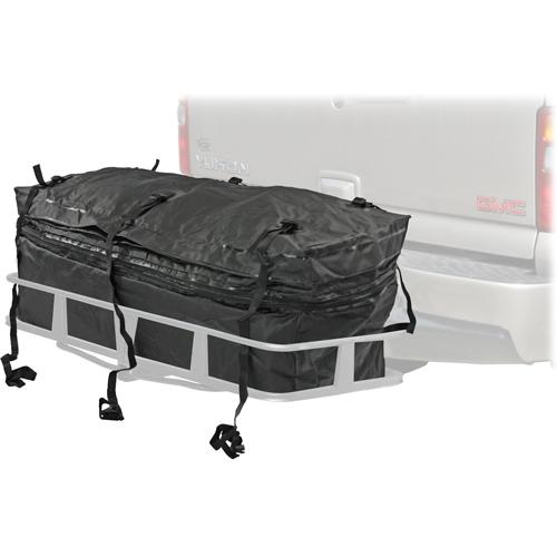 Waterproof Hitch Cargo Carrier Rack Bag with Expandable Height