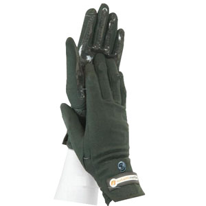 Intellinetix Vibrating Gloves, Large