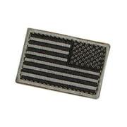 US Flag Patch Reverse Color- Foliage (6 Pack)