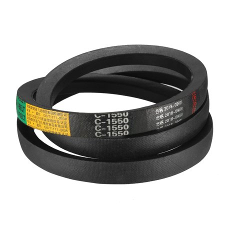 C-1550/C61 Drive V-Belt Inner Girth 61-inch Industrial Power Rubber Transmission Belt - image 4 of 4