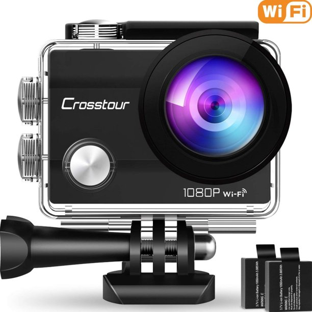 Crosstour Action Camera Full HD