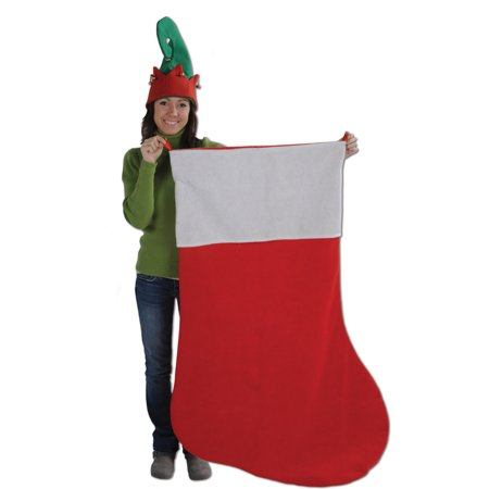 Jumbo Christmas Stocking](Big Stockings For Christmas)