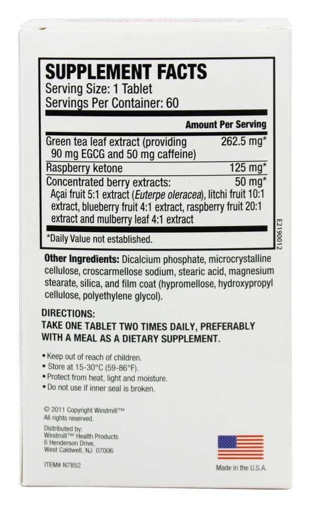 Raspberry Slim Dietary Supplement Tablets Natural Weight Loss, 60. ..., ,does zantrex fat burner work