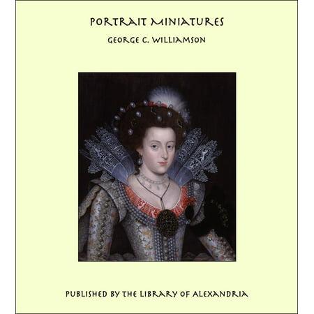 Portrait Miniatures - eBook -