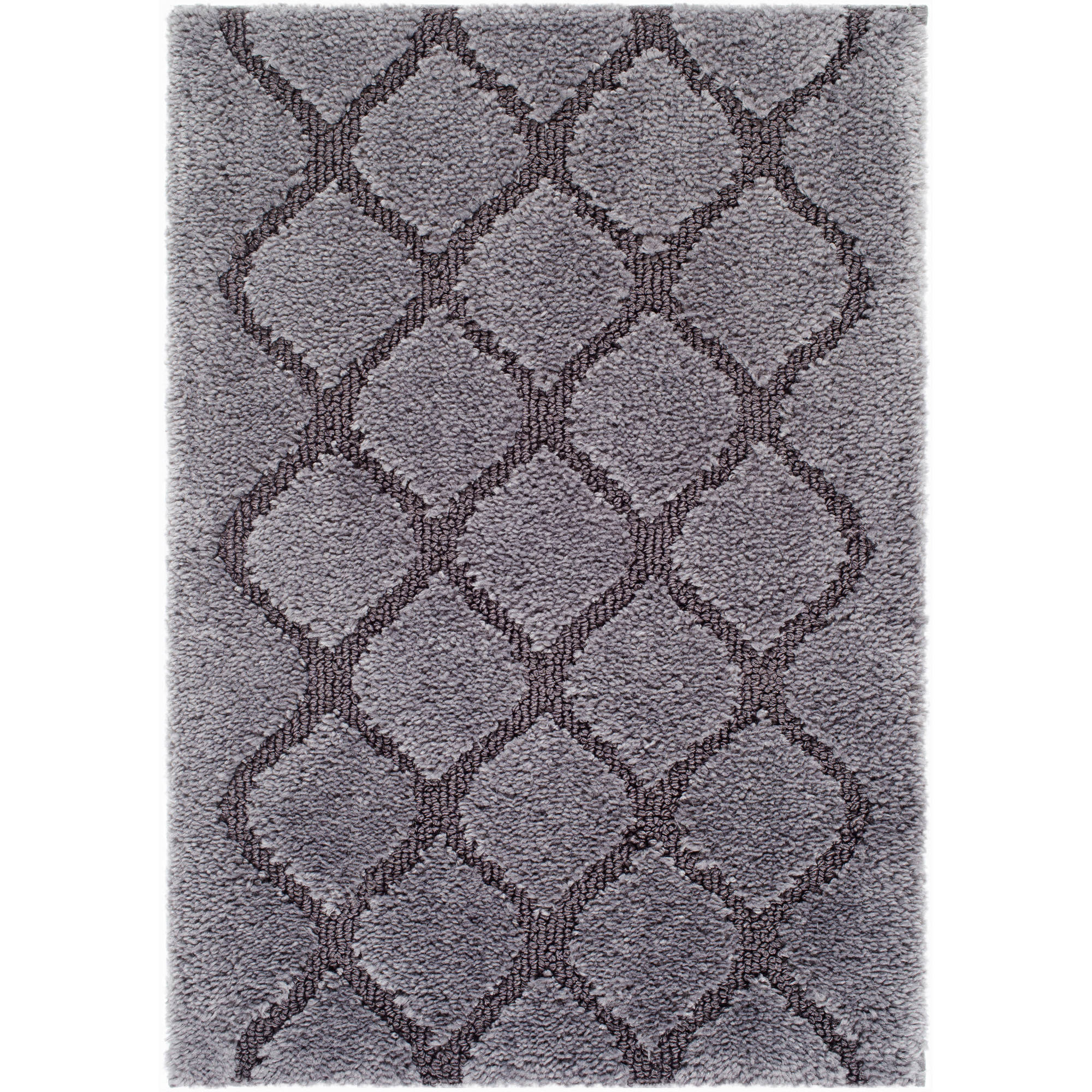 Made Here Fret Pattern Bath Rug Collection