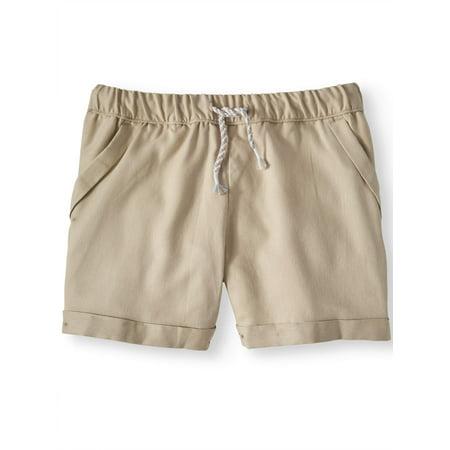 Pull-on Short (Little Girls, Big Girls & Big Girls Plus)](Skorts For Girls)