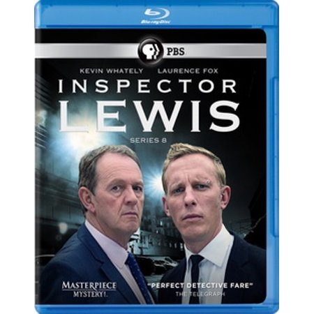 Inspector Lewis: Series 8 (Blu-ray) - Not Ray Lewis Halloween