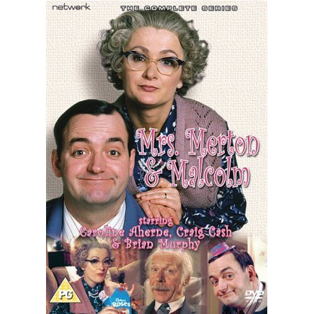 MRS MERTON AND MALCOLM - SERIES 1 - COMPLETE (Mrs Merton Best Bits)
