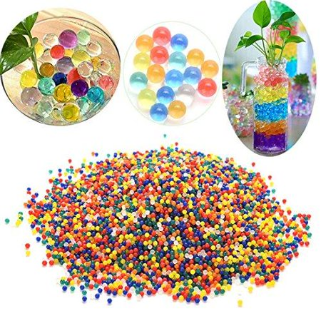 Mommys Choice Water Beads Kids Sensory Toys 7000 Mixed Color