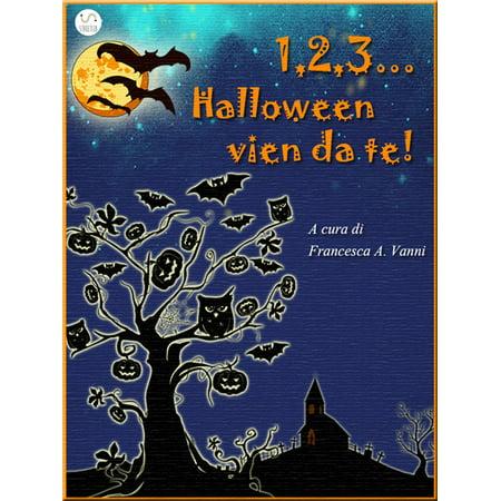 1 2 3 Halloween vien da te - eBook