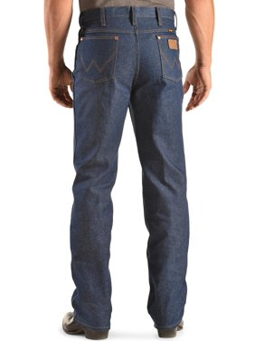 Wrangler Men's Jeans 936 Slim Fit Rigid - 0936Den