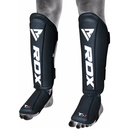 RDX MMA Shin Instep Guard, Large (Best Mma Shin Guards Review)