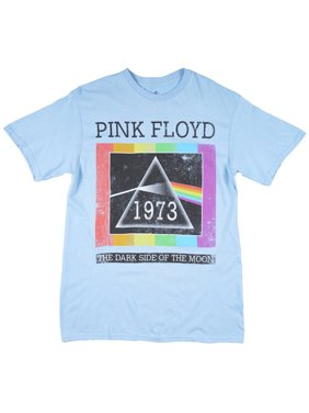 188eb0c3a4e Product Image Pink Floyd Dark Side of the Moon 1973 T-Shirt Light Blue Mens