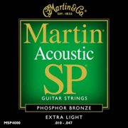 Martin Sp Phospher Bronze Extra Light Stings