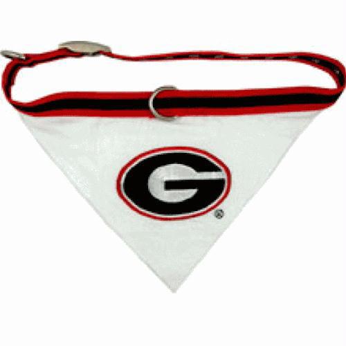 Georgia Bulldogs Collar Bandana