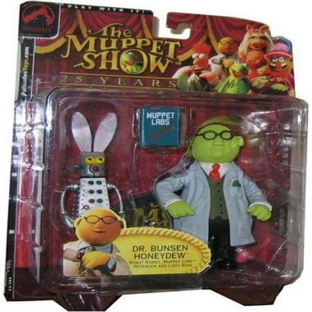 Muppet Show Series 1 Bunsen Honeydew (Muppets Dr Bunsen Honeydew)