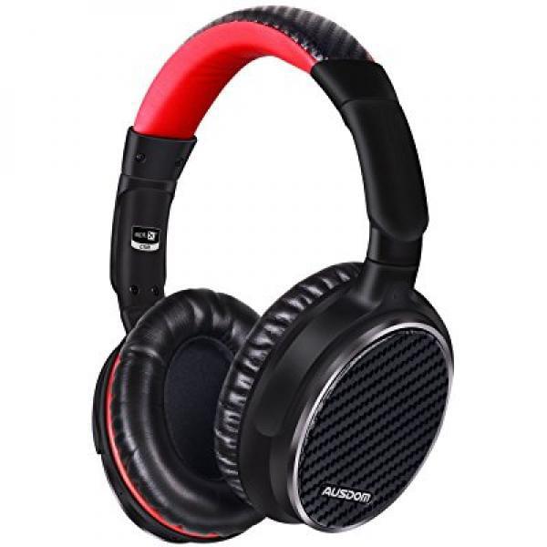 Ausdom ANC7 wireless Bluetooth Headphones Active Noise Ca...