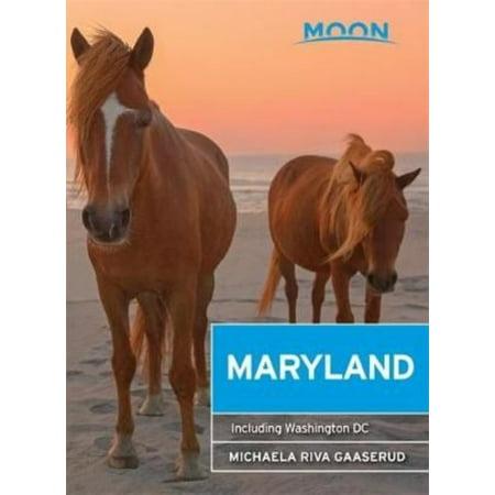 Moon Maryland  Including Washington Dc