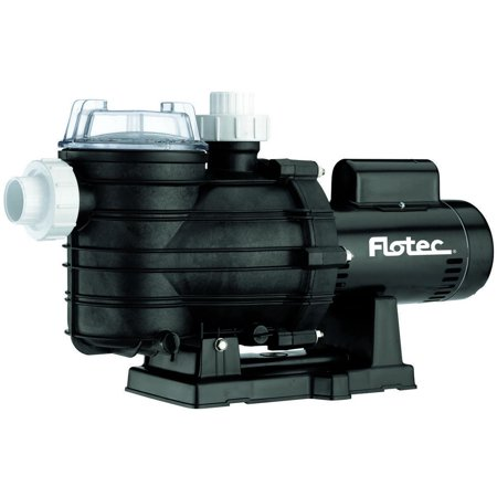 Flotec Fpt20510 In Ground Pool Pump  10 Gpm At 50 Ft Head  1 Hp  230 V