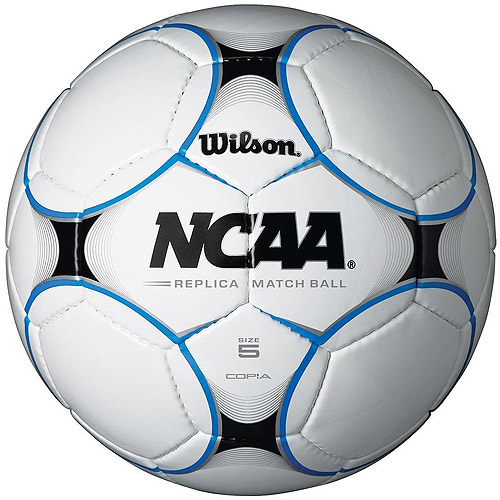 Wilson Copia Due Soccer Ball, Size 5