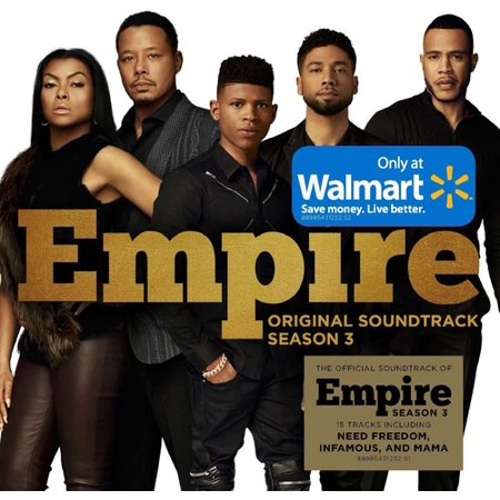 Empire Season 3 Soundtrack (Walmart Exclusive) - The Halloween Tree Soundtrack