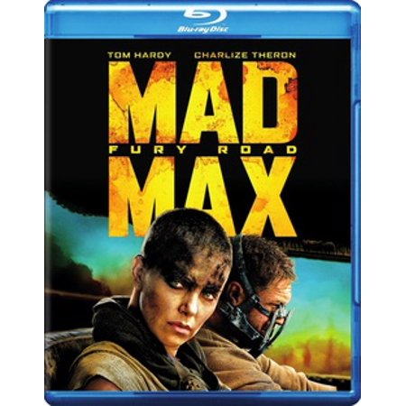 Mad Max: Fury Road (Blu-ray) (Mad Max Fury Road Digital Hd Release Date)