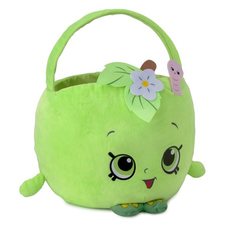 Way To Celebrate Shopkins Jumbo Plush Apple Blossom Easter Bucket - Metal Easter Buckets