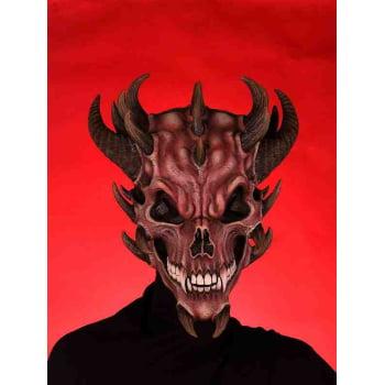 MASK-DEVIL SKULL - Devil Mask