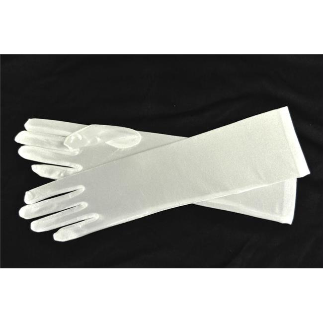 Gloves Elbow Length White - image 1 de 1