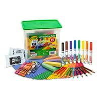 Crayola Creativity Tub Art Set 80 Pieces Deals