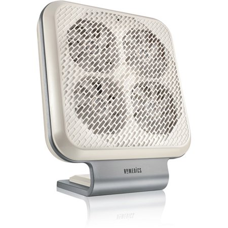 HoMedics Breathe Air Cleaner with Nanocoil Technology