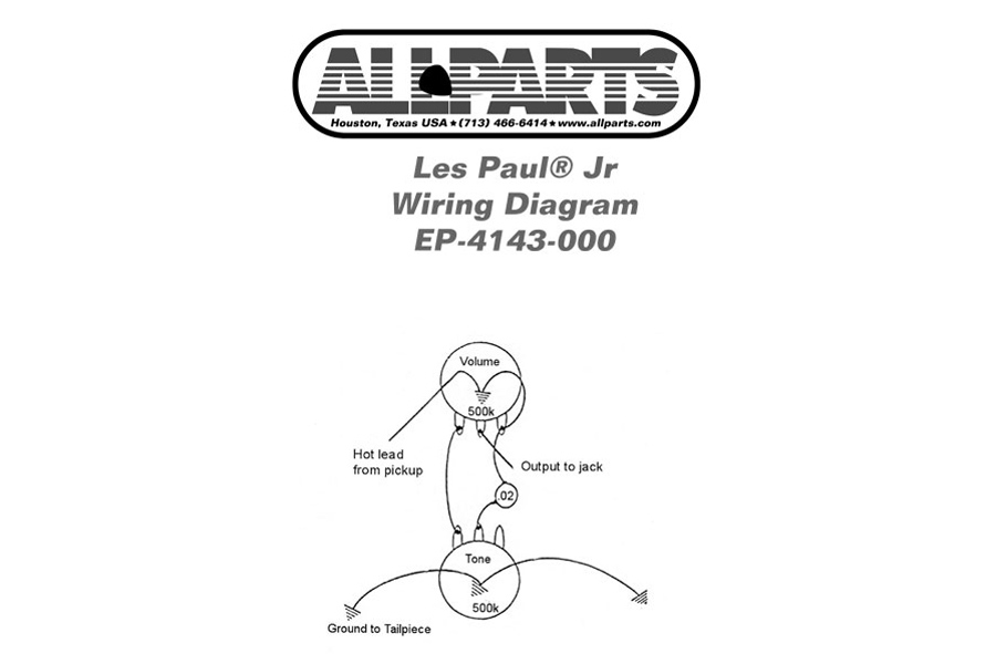 wiring diagram les paul junior share circuit diagrams Les Paul Switch Wiring Diagram