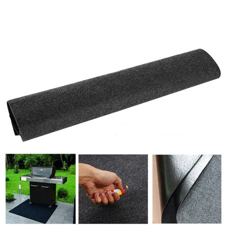 Gas Grill Mat Premium BBQ Grill Mat for Gas or Electric Grill - 30