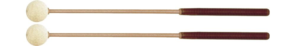 Studio 49 S4 Medium-Hard Felt Head Soprano Alto Xylophone Mallets by Studio 49