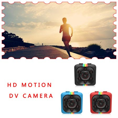 HD Sports DV Webcam SQ11 Matte Plastic HD Night Vision Motion Detection - image 1 of 7