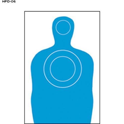 Henderson (NV) PD Qualification Target  Pack of 10