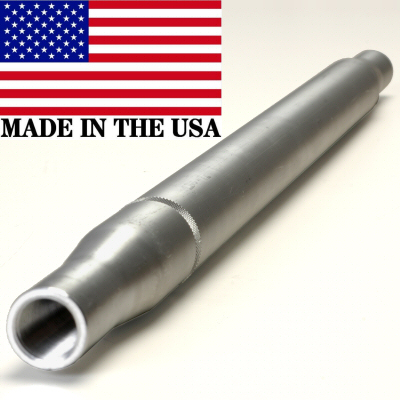 Usa Made Swaged Aluminum Tie Rod 25 Inches Long With 3/4-16 Thread For 8 Inch Beam With 4 Inch Arms