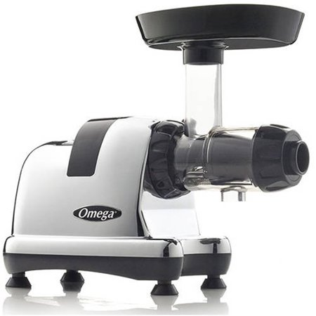 Omega Juicers Nutrition System Juicer 8008C