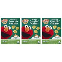 Baby & Toddler Snacks: Earth's Best Crunchin' Crackers