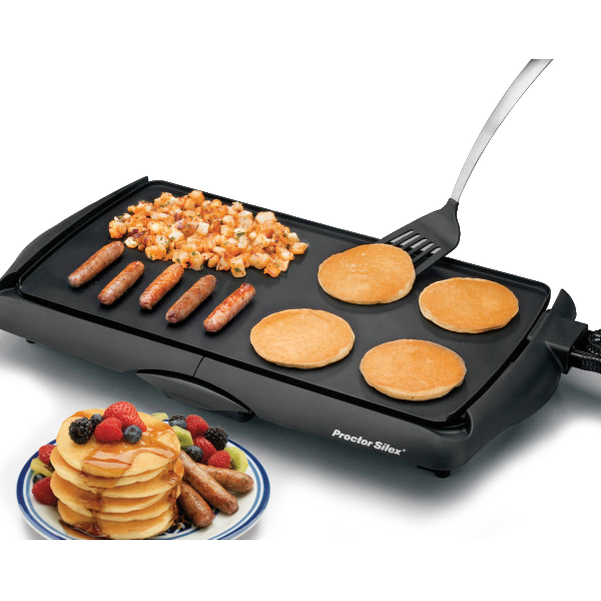 Proctor Silex Electric Griddle | Model# 38513P