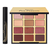($30 Value) Milani's Dangerous Passions Eyeshadow Palette + Mascara