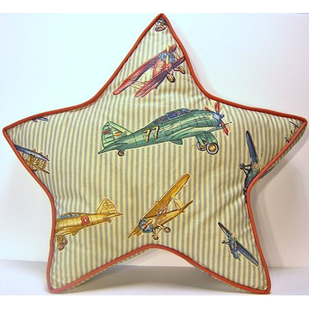 RLF Home Airshow Decorative Throw Pillow