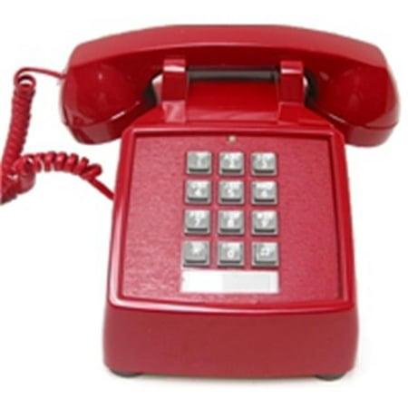 Cortelco 250047-VBA-20M Traditional Basic Desk Phone -