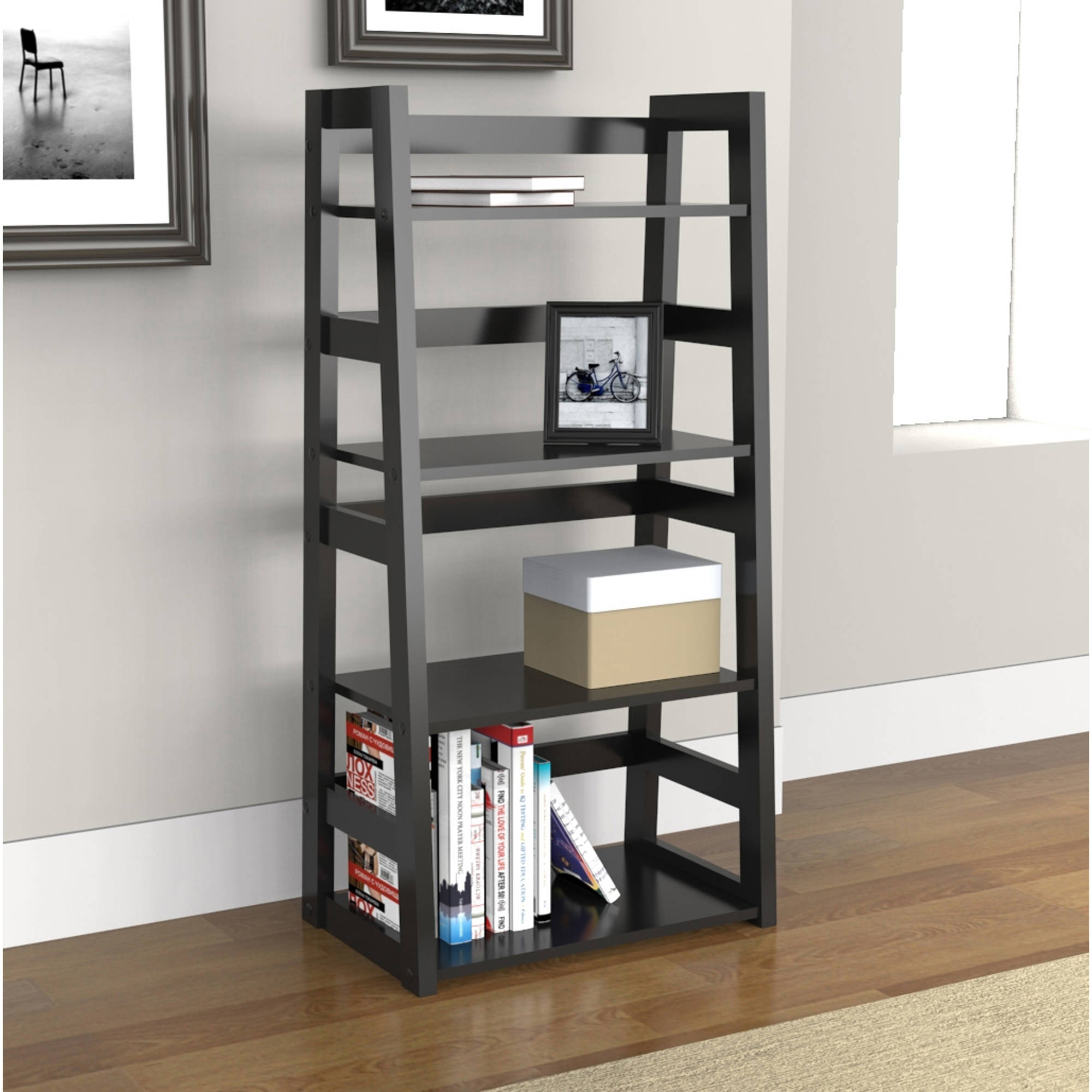 Convenience Concepts Designs2Go Trestle Bookcase
