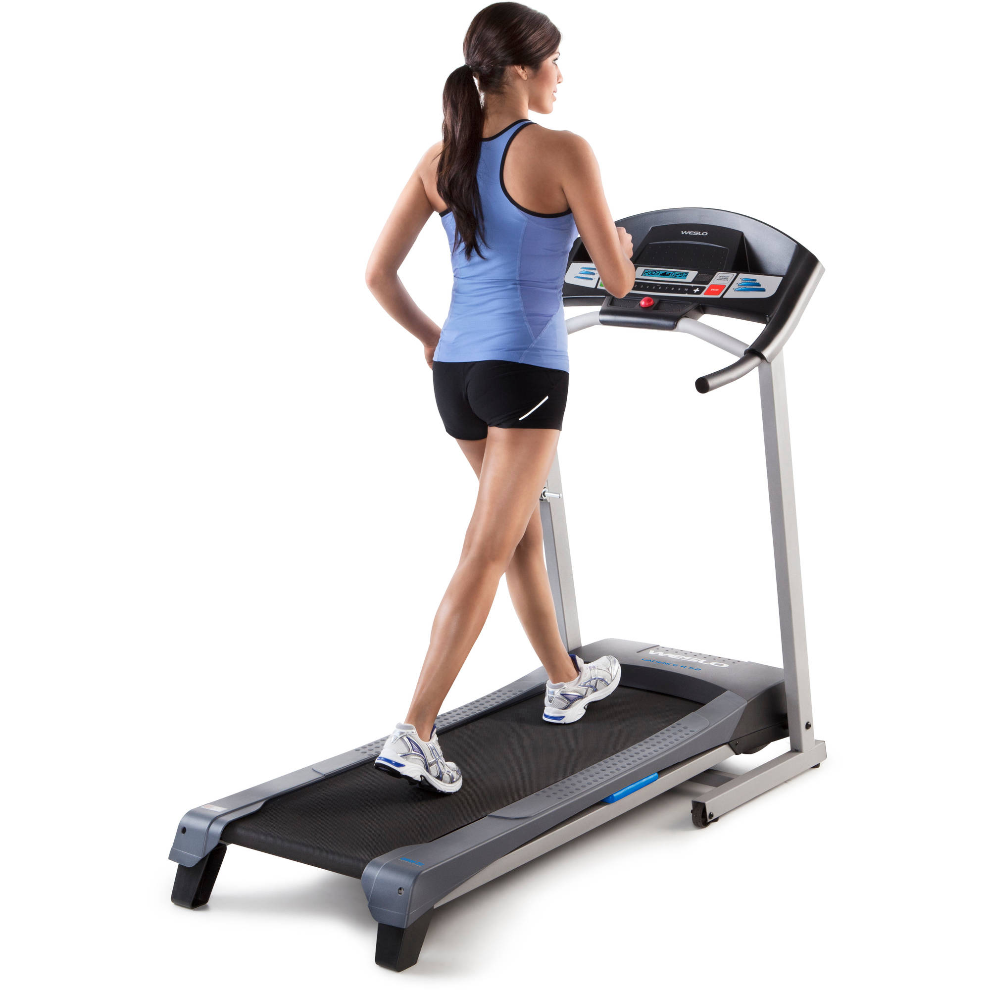 Weslo Cadence R 5.2 Folding Electric Treadmill with Adjustable Incline