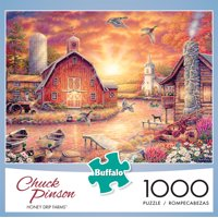 Buffalo Games - Chuck Pinson - Honey Drip Farms - 1000 Piece Jigsaw Puzzle