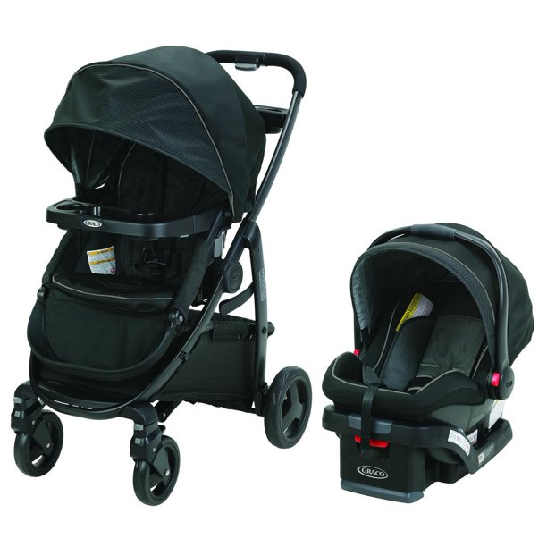 Graco Modes Travel System, Stroller and Car Seat Combo, Dayton